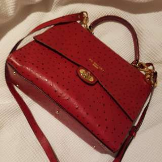 Da Milano Leather Bag