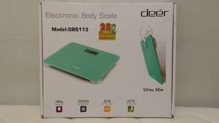 Electronic Body Scale (Brand: Deer)