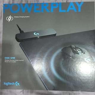 Logictech POWERPLAY--Wireless Charging Pad