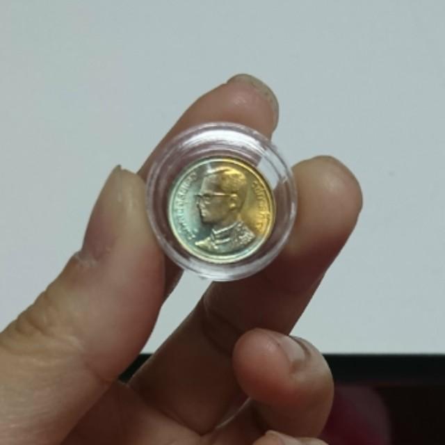 1987年泰國25分硬幣錢幣