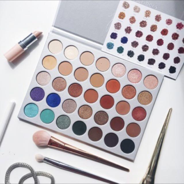 photo photo photo & Morphe x Jaclyn Hill Eyeshadow Palette Health u0026 Beauty Makeup on ...