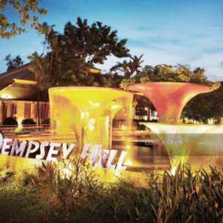 For rent Dempsey hill area F&B