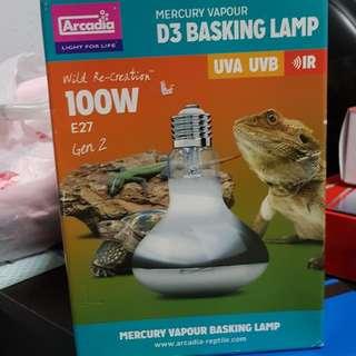 Basking lamp 100w