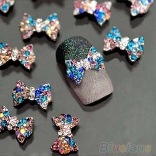 3D nail art decoration rhinestone preorder