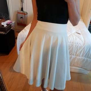 051 white skirt
