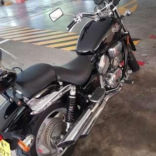 Honda Magna V4 750cc COE 2020 SEP