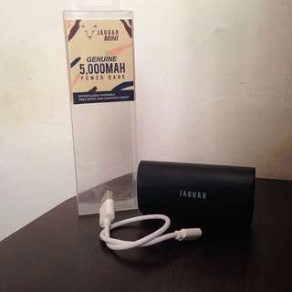 Jaguar 5,000 mAh Powerbank