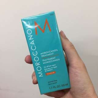 🚚 摩洛哥優油50ml Moroccan Oil