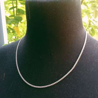 925 Silver Necklace from USA