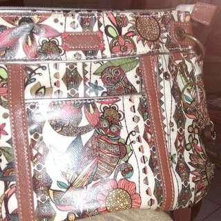 Sakroots Sling Bag