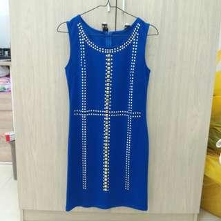 Blue Dress M