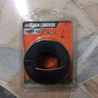 /NEW/ Black & Decker Grass Cutter String/Cord