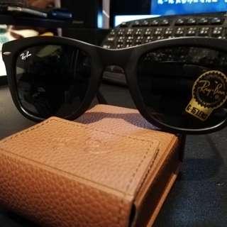 Rayban Wayfarer Folding Classic太陽眼鏡