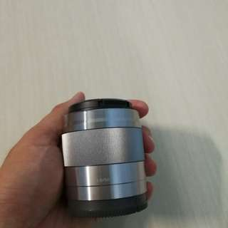 Sony 50mm f1.8 e-mount @ SEL50F18 (silver)