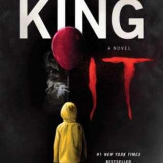 It the novel Stephen King