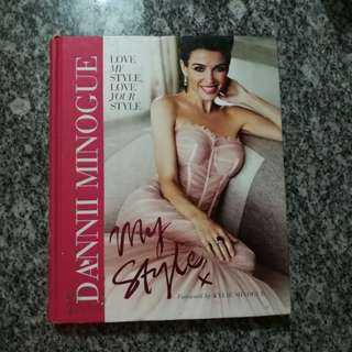 My Style by Danni Minogue (Hardbound)