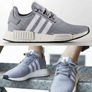 全新Adidas Nmd X Bedwin Grey BB3124 100%real EU42/UK 8.5 /US 9