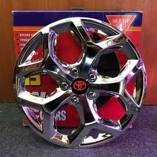 "NEW DESIGNS! 15"" Toyota Hiace Nissan NV350 Wheel Rim Cover!"