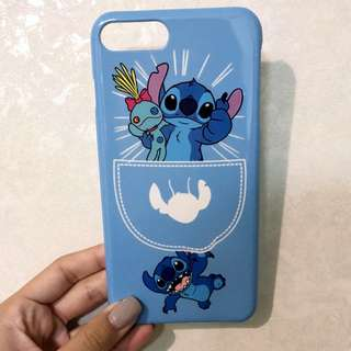 iphone 7plus / 8 plus stitch case