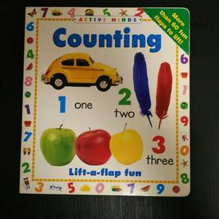 Counting (Active Minds)