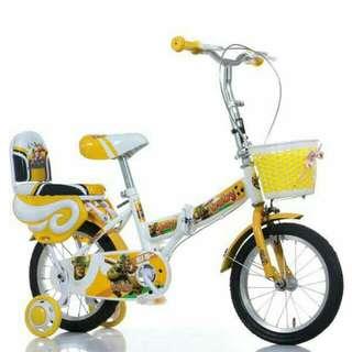 Kids Bicycle/foldable/got light