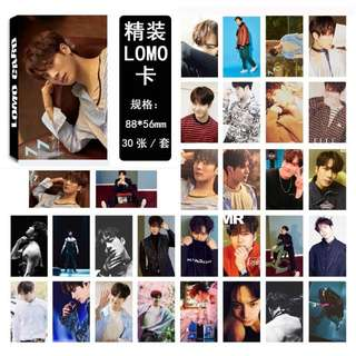 GOT7 Lomo Card