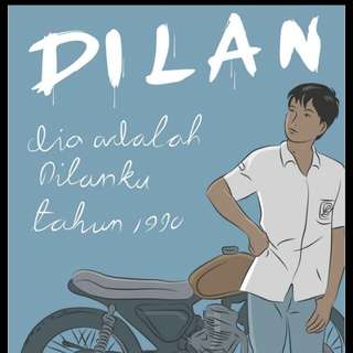 Ebook dilan 3buku