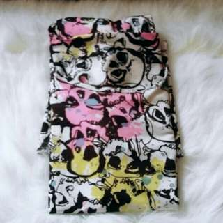 Free ongkir💛 skull dress