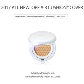 BNIP IOPE New Air Cushion Cover refill 21C