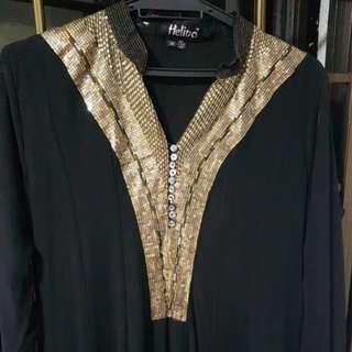 Black Punjabi Suit