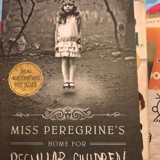 Miss peregines home for peculiar children