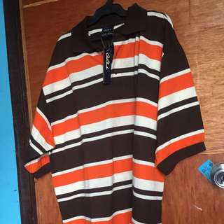 Old Skool Polo Shirt Large US size