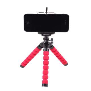 Octopus Tripod (red)