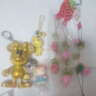 Key Chain Cute Collection