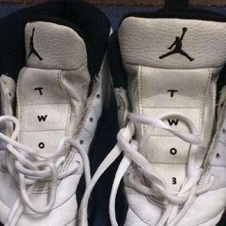 Used Jordan shoes for boys