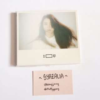 IU Japanese album