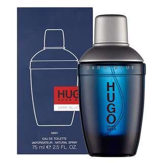 Hugo Boss Dark Blue EDT for Men (75ml/125ml Tester)