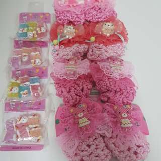 Baby Hair Clip and Apparel