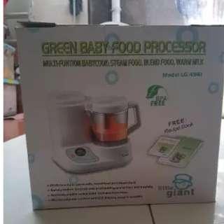 Little Giant Food Processor LG4961