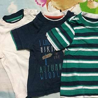 Mothercare tops for little one
