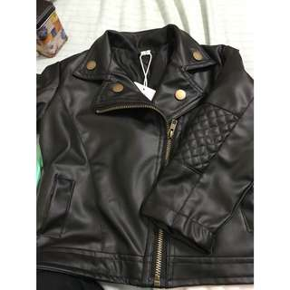 🆕Leather Jacket