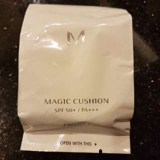 Refill Missha Magic Cushion #21