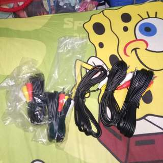 Kabel jack 3.5 to speaker aktiv/home teather