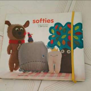 Softies By Therese Laskey Book