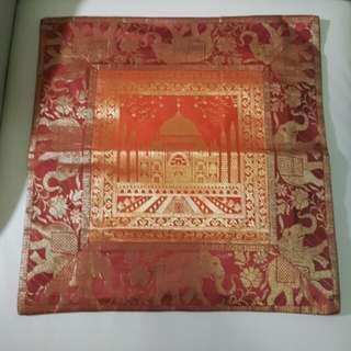 New💜 Cushion Cover 咕套 ~ Taj Mahal 印度