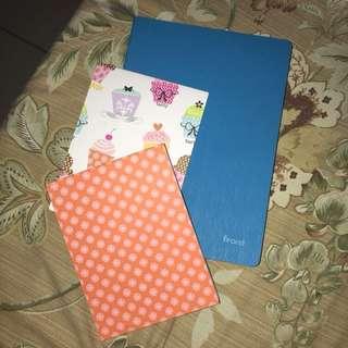 Journal + notepads