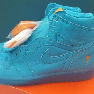 NEW: Authentic Nike Air Jordan 1 Gatorade Limited Edition