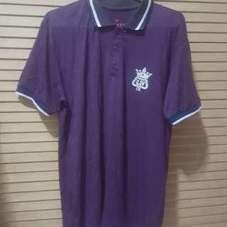 Baju ungu cowok keren