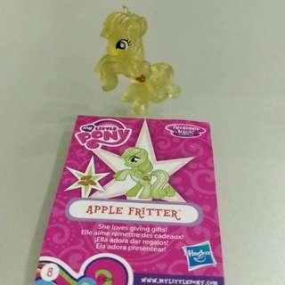 My Little Pony Apple Fritter figurine