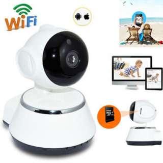 CCTV IP Camera IR Night Vision WiFi Webcam